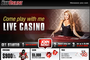 Featured Live Multiplayer Blackjack Site